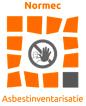 logo van Normec voor de asbestinventarisatie