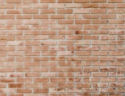 Hoe ontstaan scheuren in de muur?